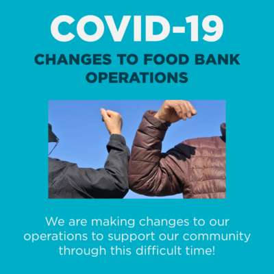 COVID-19 UPDATE – Thrift Store is Closed
