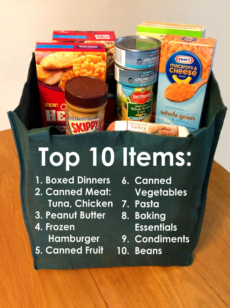 Kids Care Food Drive - May 1st!