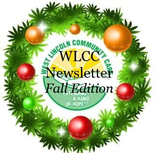 Fall Newsletter is coming